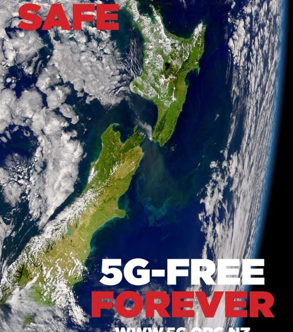 Keep New Zealand 5G Free