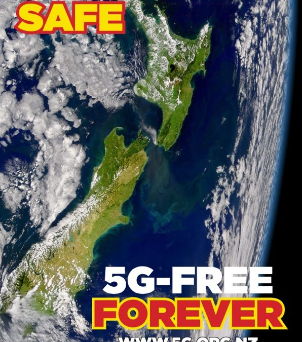 What YOU can do to help keep New Zealand 5G-Free