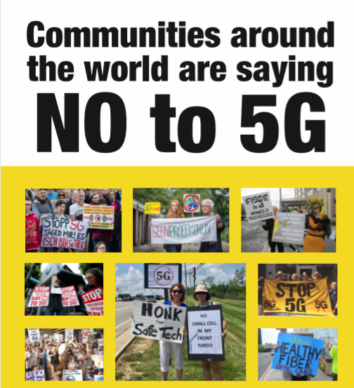 Press release: Statement by 5G-FREE NEW ZEALAND Coalition 25 May 2020